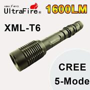 10W LED Flashlight