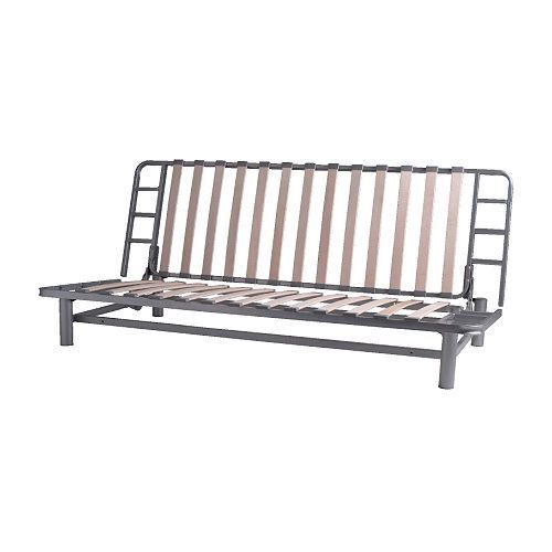 IKEA EXARBY FRAME 3 Seat Metal Action Sofa Bed