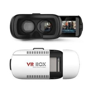 NEW VR BOX [ADJUSTABLE] 3D GLASSES VIRTUAL REALITY HEADSET