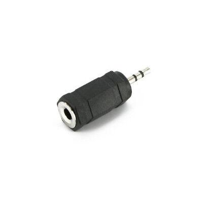 2,5 Mm Klinke (Headset Audio Adapter von 3,5 mm Buchse auf 2,5 mm Klinke Stecker Jack Stereo)
