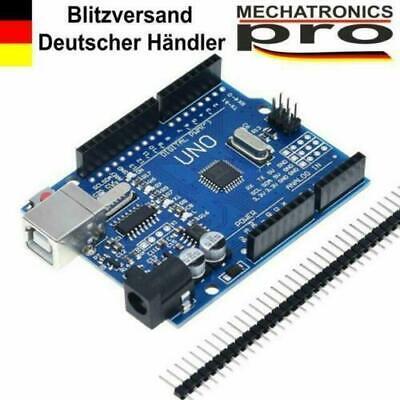 Arduino UNO komp. Board ATmega328 CH340 Hochwertig
