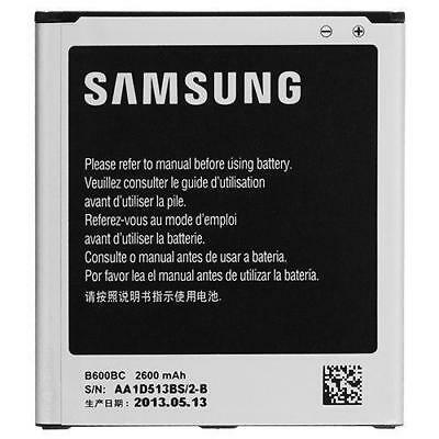 NEW B600BC 2600 mAh Battery for Samsung Galaxy S4 IV i9505 i9500