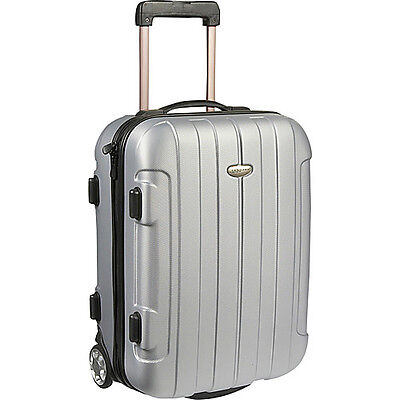 Traveler's Choice Rome 20 in. Hardside Rolling Carry-On on Rummage
