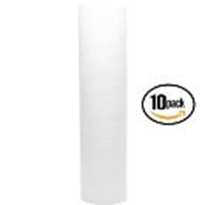 10-Pack Replacement GE GXWH20S Polypropylene Sediment Filter