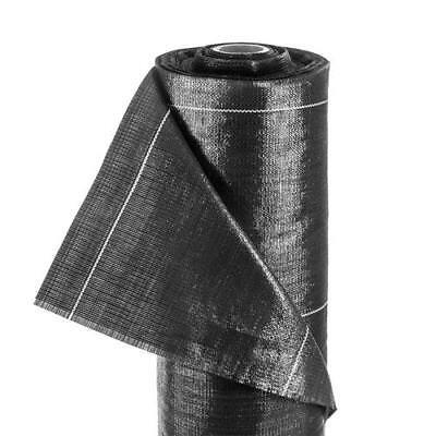 Mesh Mulch Foil Weed Foil Gravel Foil for Paddock Geo-Textile 2m x 20m