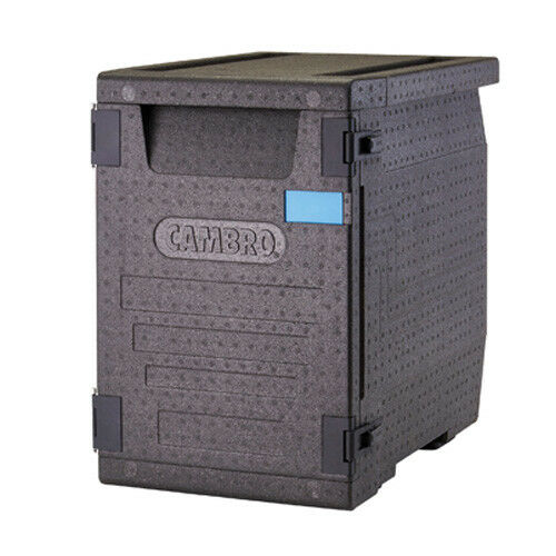 Cambro EPP400110 Cam GoBox Insulated Carrier, Front Load, 90.9 Qt.