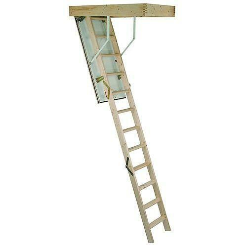 Loft Ladder Kit Ebay