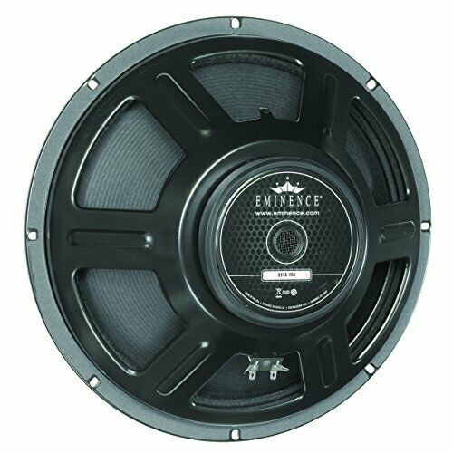 """Mid Range 300 Watt Speaker Replacement for Bass Amplifiers & Home System (15"""")"""