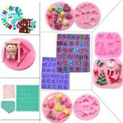 Silicone Letter Mould