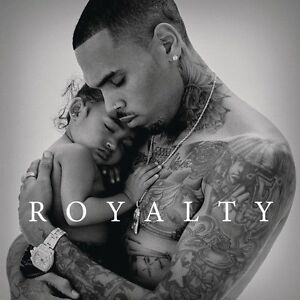 CHRIS BROWN (ROYALTY CD - DELUXE VERSION SEALED + FREE POST)