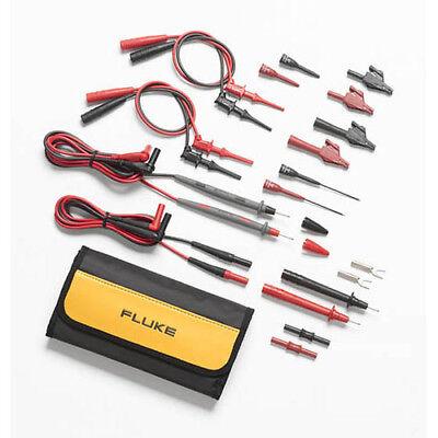 Electronic Test Lead Set - Fluke TL81A Deluxe Electronic Test Lead Set