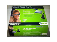 Wearable DVD Player Or Plug into your phone ( watch films on the move)