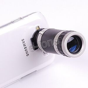 NEW-Phone-Telescope-8X-Zoom-Camera-Lens-Case-Cover-For-Samsung-Galaxy-S3-i9300