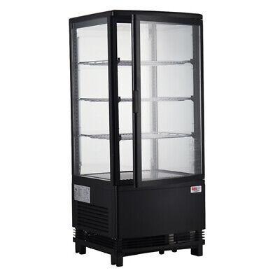 Doughxpress Dxp-rcd02 16 Countertop Refrigerated Display Case 3 Shelves