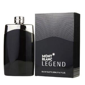 Mont Blanc Legend 6.7 / 6.8 oz Cologne for Men EDT Brand New In Box