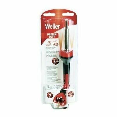 Weller Sp40nus Led Soldering Iron Medium Duty 40w 120v