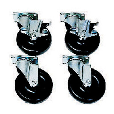 5 Swivel Casters Set Of Four For Standard Gas Fryers