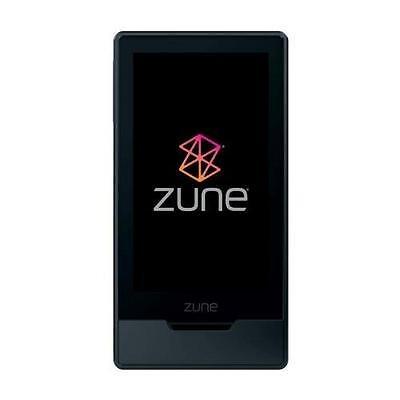 Microsoft Zune HD 16GB Black Video Digital Media MP3 Player FM