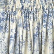 Toile de Jouy Curtains
