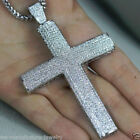 White White Gold Chains, Necklaces & Pendants for Men
