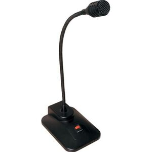 Apex 145 Table Stand Podium Microphone - Duncan Music