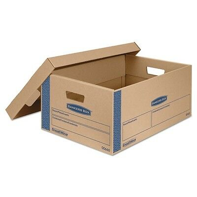 Bankers Box Smoothmove Prime Large Moving Boxes - 0066001