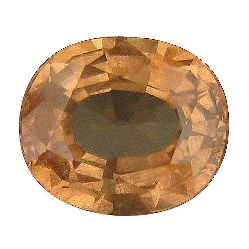 GIL Canada Certified 1.17 Ct Natural Color Change Garnet Unheated Oval Shape Gem