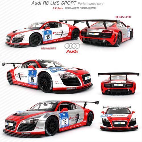 Audi R8 Ebay: RC Audi R8