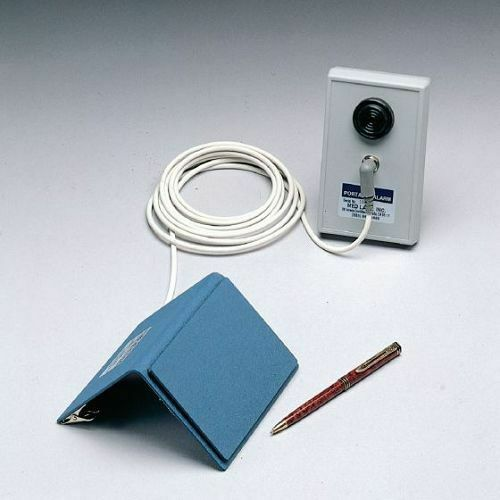 E-Z Call Quadriplegic Universal Nurse Call Switch With PA-1 Portable Alarm