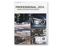 BMW Update DVD 2014 EUROPA Europe Road MAP Professional 65 90 2 350 553