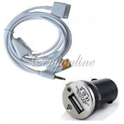 iPhone Car Charger Aux
