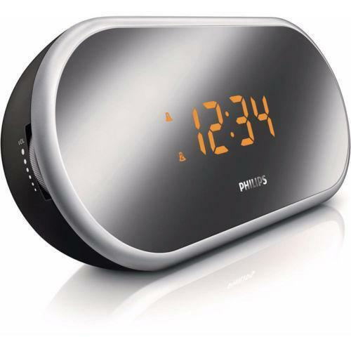 Philips Alarm Clock Radio Ebay