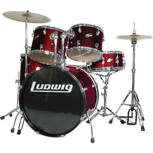 Looking for a drum set