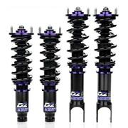 Honda Fit Coilovers