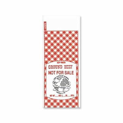 Sausage Maker Ground Beef Bags 1 Lb Model 28230