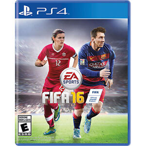 FIFA 15 & 16 for PS4