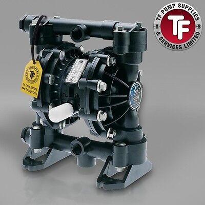12 Graco Husky 515 Air Diaphragm Pump Atex Acetalsant - D5a266