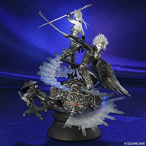 FINAL FANTASY XIV Meister Quality Figure Omega w/ Emote Code from Japan New