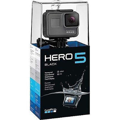 GoPro HERO 5 Camcorder - Black (Latest Model) Brand new