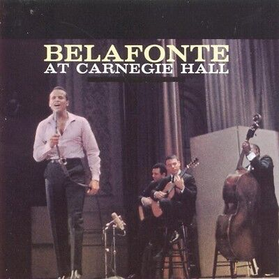 Harry Belafonte   At Carnegie Hall  New Cd