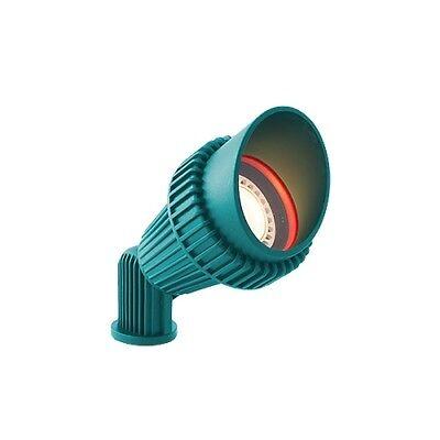 LED green landscape lighting hood spot light low voltage NIB - Pro - Green Low Voltage Landscape Lighting