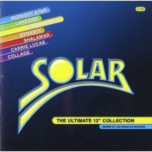 Various Artists - Solar the Ultimate 12Inch Collection / Various [New CD] Hollan