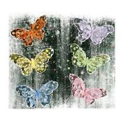 Tischdeko Schmetterling