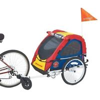 Bike Trailer - 2 Seater mint condition