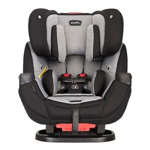Evenflo Symphony DLX All In One Car Seat Open Box