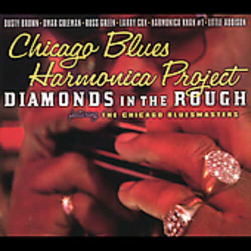 Chicago Blues Harmon - Diamonds in the Rough [New CD]