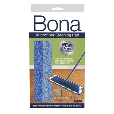 1 Pack Bona Microfiber Cleaning (Bona Microfiber Cleaning Pad)