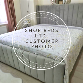 DIVAN BASE OTTOMAN STORAGE BED + FREE DELIVERY!
