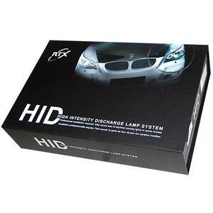 Ensemble Lumieres HID  Kit Xenon complet