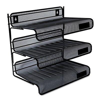 Universal Mesh 3-tier Desk Shelf - 20006